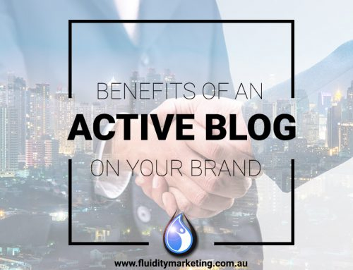 Active Blog for Your Brand